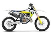 HUSQVARNA TC 250 2021 MOTOCROSS BIKE BRAND NEW