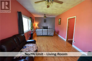 Nice 3 bedroom duplex for rent!