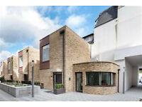 Brand new luxury three bedroomed house with gorgeous open plan - A modern twist in Kings Cross