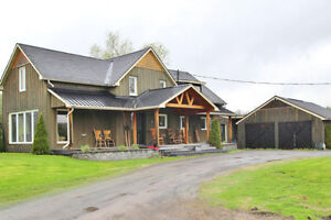 Charming farm style house for rent
