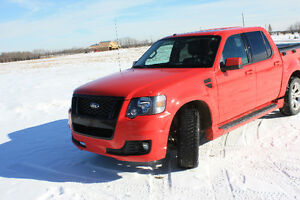 2010 Ford Explorer Sport Trac Adrenalin Pickup Truck