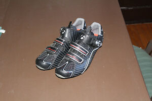 BONTRAGER Carbon CARBONE cycling shoes SOULIERS 45 E 12 /11.5 US
