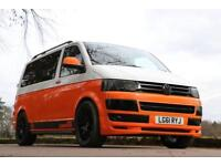 2012 Volkswagen Transporter T6 Seeker camper 2.0 TDI Two tone edition 2 berth...
