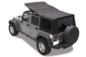 *NEW* stock jeep wrangler unlimited soft top
