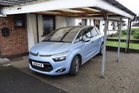Citroen Picasso automatic, good spec car in very good condition, free road tax, low mileage