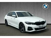 2021 BMW 3 Series 320d M Sport Saloon Auto Saloon Diesel Automatic