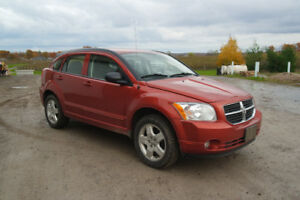 Dodge Caliber SXT 2009 Manual 172 000 km