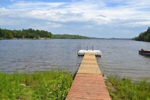 Acreage, Water Access, Open Concept Home in French River