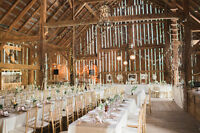 Century Barn - NOW OFFERING $2000 DISCOUNT ON SELECT 2017 DATES!
