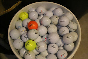 Golf Balls - Clean Great Shape Peterborough Peterborough Area image 1