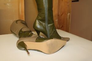 Michael Antonio Boots - 2 pairs (5 or 5.5 or 6) London Ontario image 4