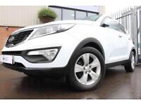 2012 12 KIA SPORTAGE 1.7 CRDI 2 5D 114 BHP DIESEL