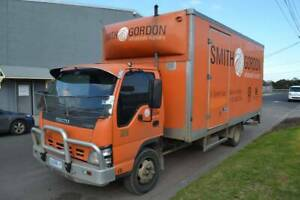 2006 Isuzu NQR450 175HP Delivery Van 5.45m(L) Body with Tailgate