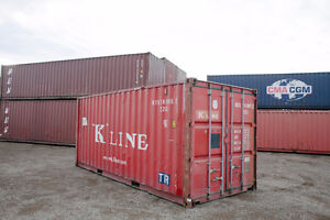 20ft & 40ft Steel Sea Containers available for Rent / Sale Peterborough Peterborough Area image 3