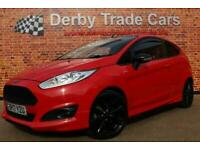 2017 Ford Fiesta 1.0 ST-LINE RED EDITION 3d 139 BHP Hatchback Petrol Manual