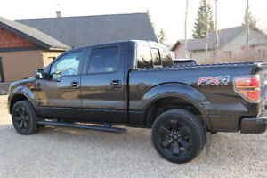 2014 F-150 FX4 Appearance Package