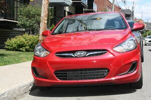 2012 Hyundai Accent L Berline