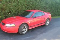 2002 Ford Mustang Coupe (2 door) $3500 as is obo