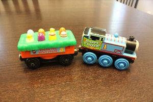 Easter Thomas w/ Egg Car