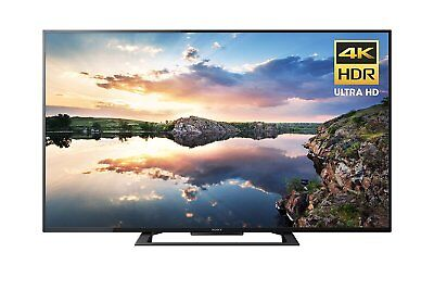 Sony 60 Inch 4K UltraHD HDR Smart LED TV w/ 3 x HDMI & USB 2017 Model KD-60X690E