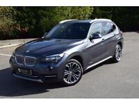2014 14 BMW X1 2.0 XDRIVE20D XLINE 5D AUTO 181 BHP DIESEL