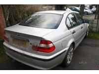 2003 BMW 3 SERIES 318i SE Auto