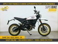 2017 17 DUCATI SCRAMBLER DESERT SLED PART EX YOUR BIKE