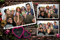 Photo booth and DJ: The lowest-priced in Edmonton, guaranteed!