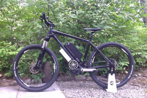 GIANT TALON 1 500 WATT HIGH PERFORMANCE MTB E-BIKE