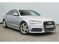 2016 Audi A6 2.0 TDI ULTRA S LINE 4DR SEMI AUTOMATIC Saloon Diesel Automatic