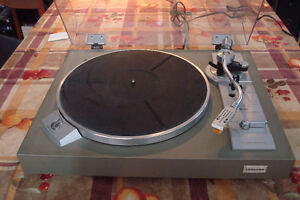 Table Tournante Toshiba Turntable - Great sound - New Stylus