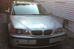 2002 BMW E46 325 XI Wagon AWD