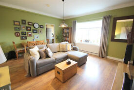 Spacious Modern Unfurnitured Studio in Town Centre, inc. heating/hot water and parking