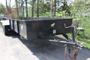 24 FT Utility/ATV/Landscape Trailer excellent cond. $3850.00 OBO
