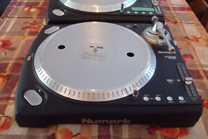 Tables Tournantes Numark TT-500 Direct Drive DJ Turntables TT500