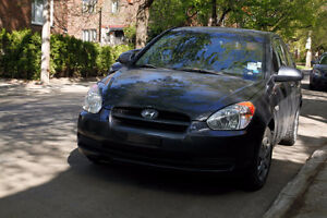 2009 Hyundai Accent Man L Hatchback
