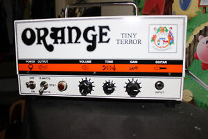 Orange Tiny Terror 15 / 7 Watt Tube Guitar Amp Head