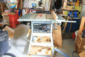 Power Tools for a Woodworking Shop - Dawson Creek, BC