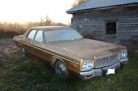 1973 Dodge Classic Low Km Original