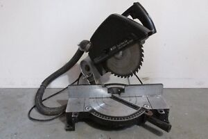 """10"""" Black and Decker Mitre Saw"""