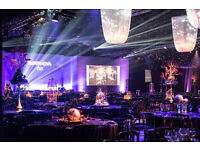 KITCHEN PORTERS NEEDED FOR CHRISTMAS VENUES
