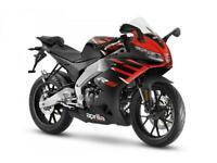 Aprilia RS125 2021 E5 Revised New Shape Model, more power, new electronics