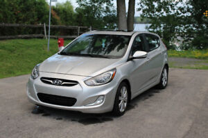 Hyundai Accent 2012 Automatique 112k km FULL EQUIP NÉGO