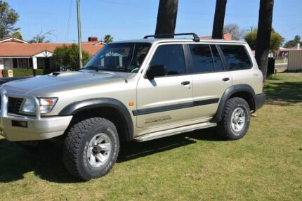 Gu Patrol3.0 Turbo Diesel bargain! Broome 6725 Broome City Preview