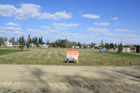 Candle Lake Airport Drive lot