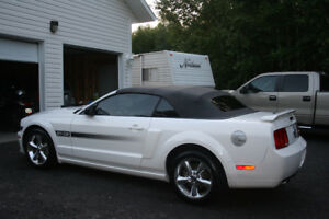 2007 Ford Mustang California Special GT Convertible