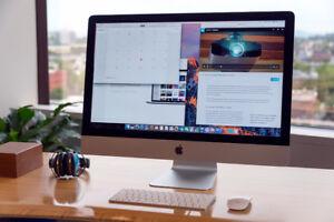 """27"""" iMac Retina 5k (Late 2015)"""