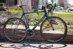 "★★ Cannondale Supersix Evo 2012 ""All Custom & UPGRADED 2017"" ★★"