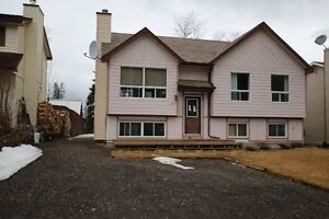 For sale in Tumbler Ridge- 60 Wolverine Place