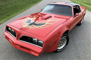 LOOKING TO BUY: Mayan Red 1978 Pontiac Trans Am